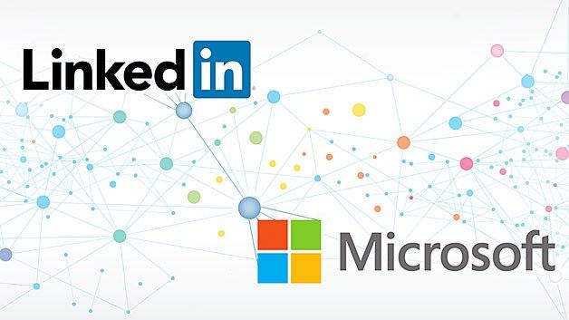 Linkedin comprado por Microsoft