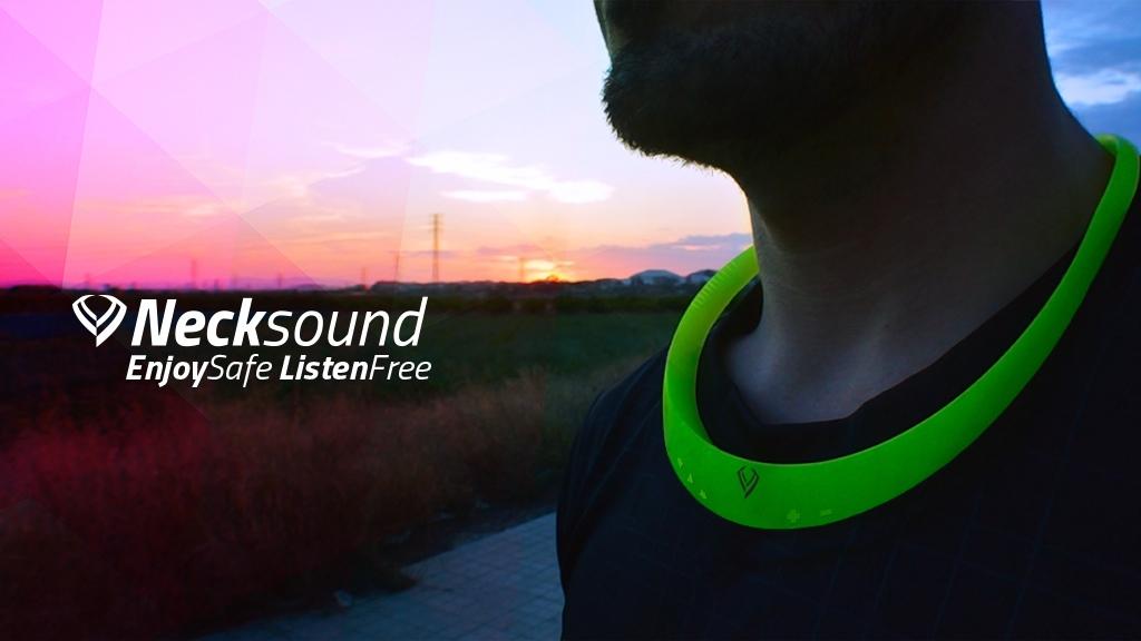 Necksound, disfruta del mejor sonido sin auriculares