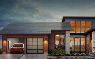 Techos Solares de Tesla