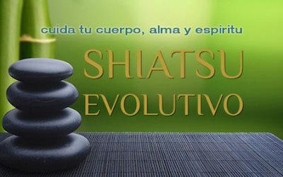 Conoces el Shiatsu Evolutivo?