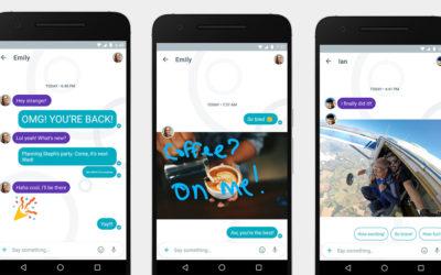 Google lanza Allo, la app de mensajeria